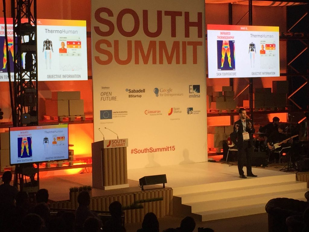 ThermoHuman South Summit 2015 Awards finalist biotech startup