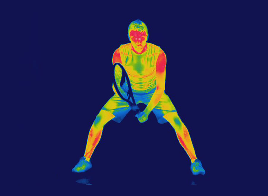 infrared-thermography-thermohuman-tennis-player