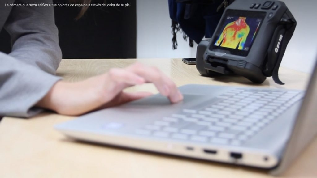 La Sexta Tecnoxplora ThermoHuman termografia