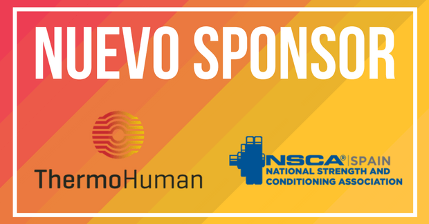 NSCA Spain ThermoHuman Sponsor