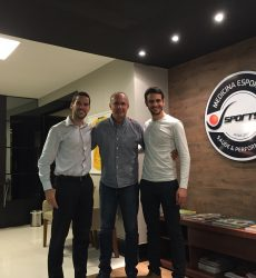 International Collaboration with SportsLab (São Paulo) and Individualized course.