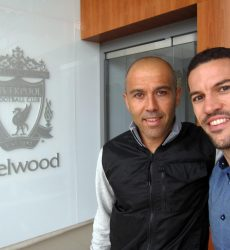 Physiotherapist Ruben Pons (Liverpool FC) completes ThermoHuman course