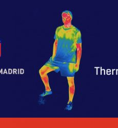 Atlético de Madrid & ThermoHuman – Infrared Thermography in La Liga 2018