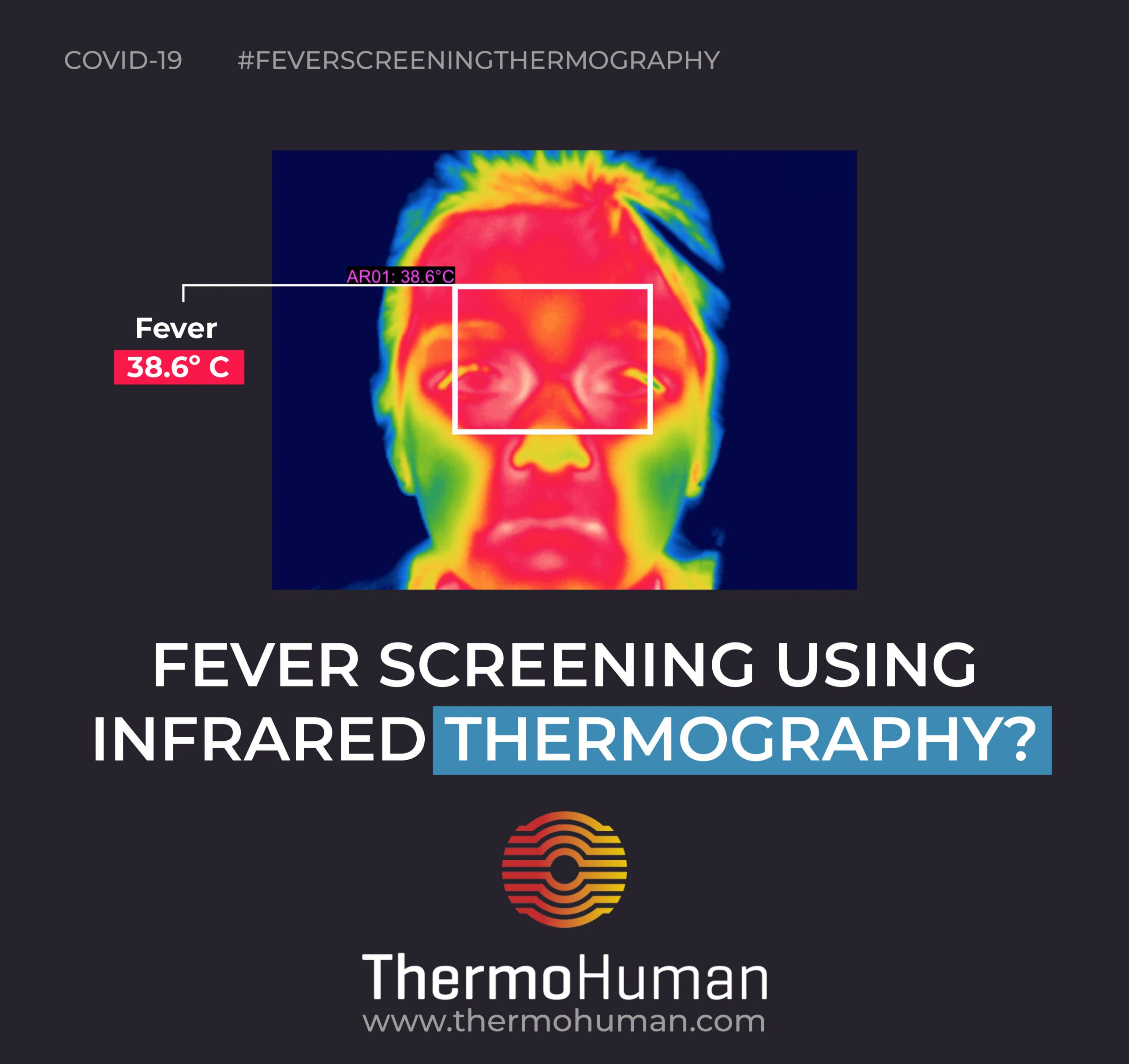 Fever screening using infrared thermography?