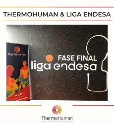 ThermoHuman presta sus servicios de termografía en la fase final de la Liga ACB